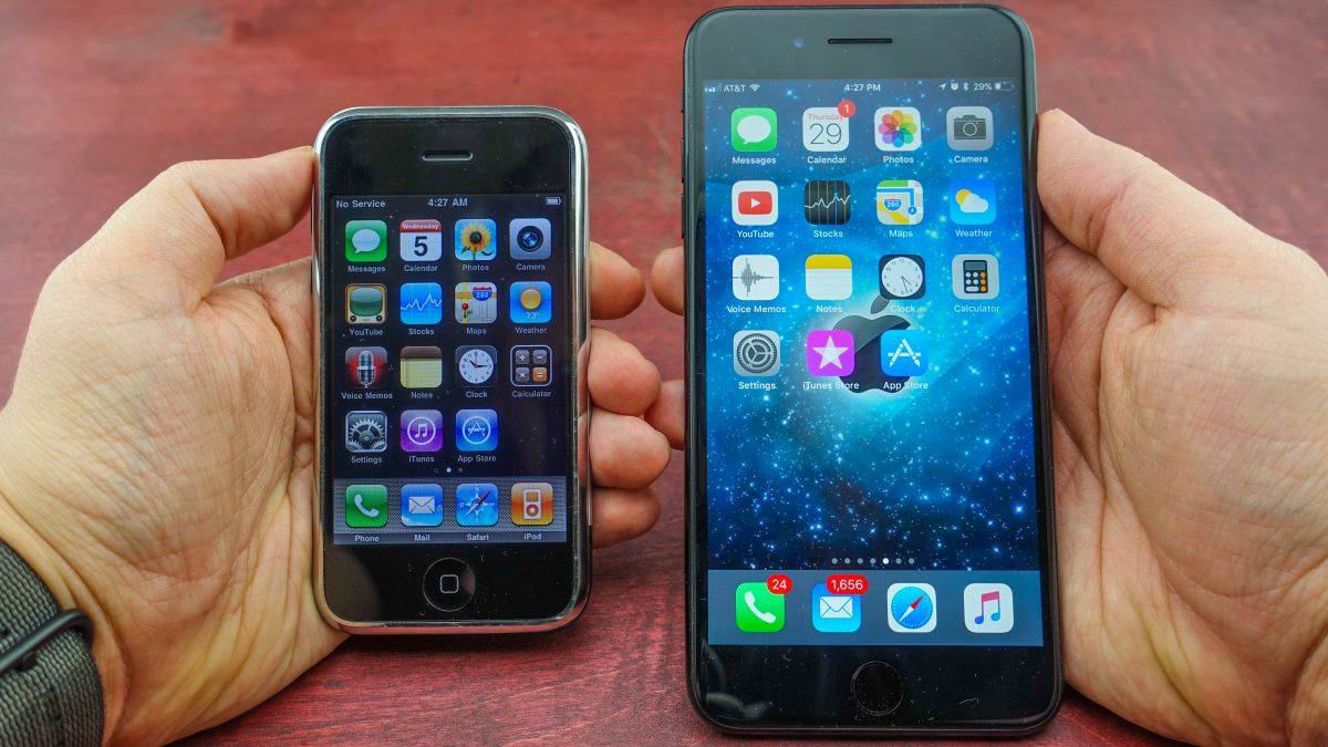 iphone初代大小