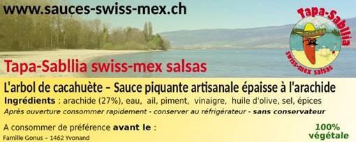 tiquette-Tapa-Sabllia-2018-jaune Nouvelles étiquettes 2018 pour les sauces piquantes swiss-mex !