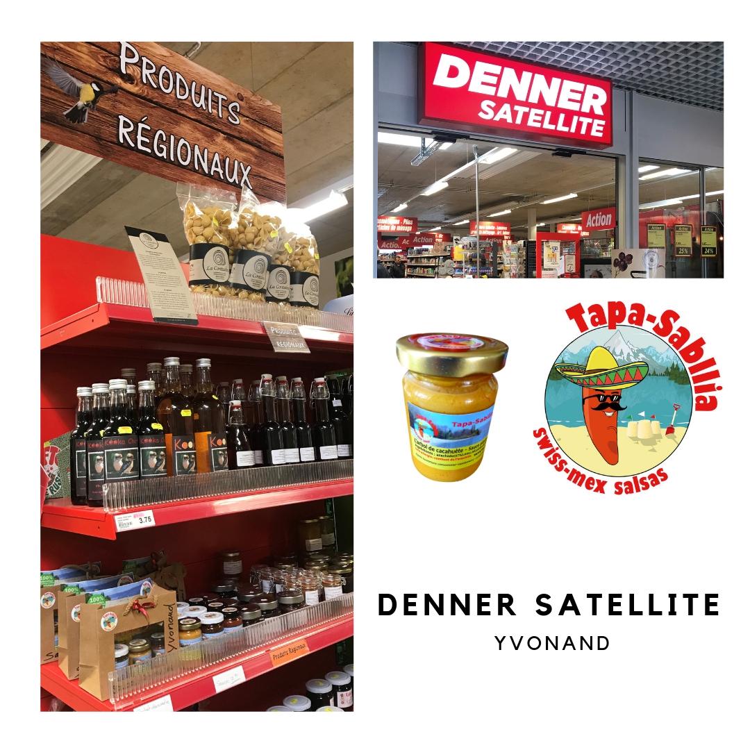 Denner-Yvonand Acheter nos sauces piquantes : les points de ventes