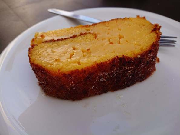 Torta de Laranja | Saudades de Portugal