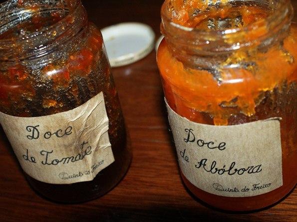 Doce de Tomate   Saudades de Portugal