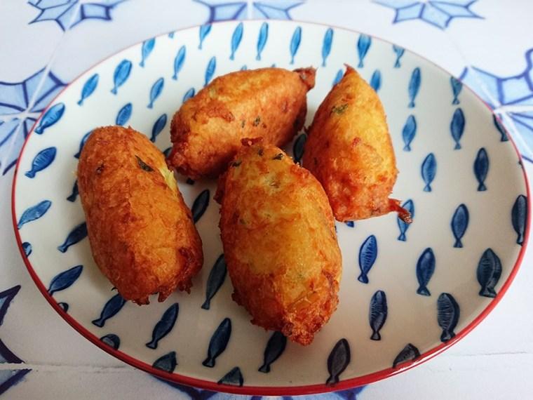 Pastéis de Bacalhau | Saudades de Portugal