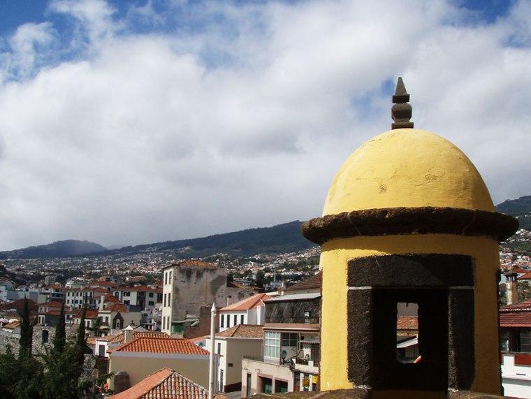 Hoofdstad Funchal