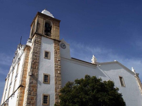 Igreja Matriz de Nossa Senhora do Rosário | Saudades de Portugal