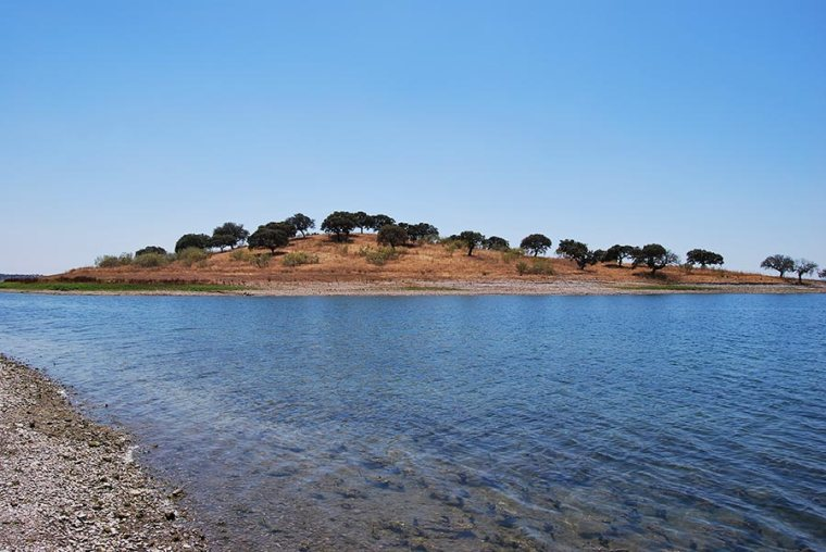 Alqueva stuwmeer