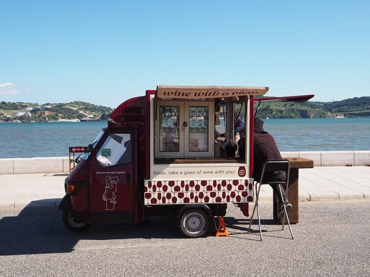 Lissabon op wielen