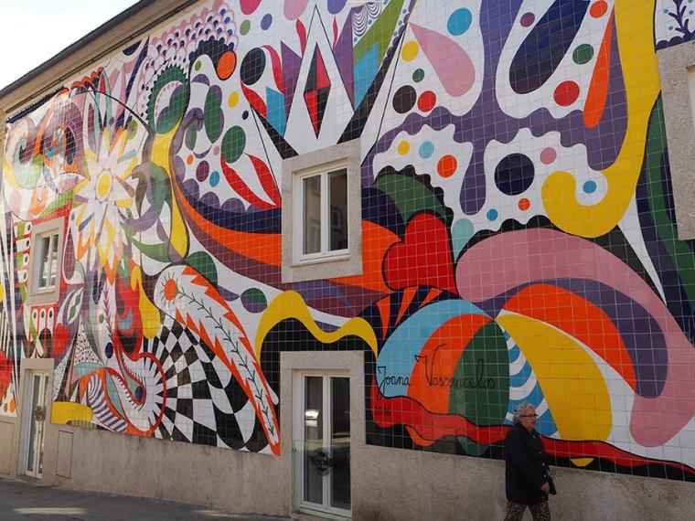 De werken van Joana Vasconcelos | Saudades de Portugal