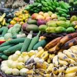 Exotisch fruit op Madeira