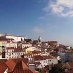 De zeven heuvels van Lissabon