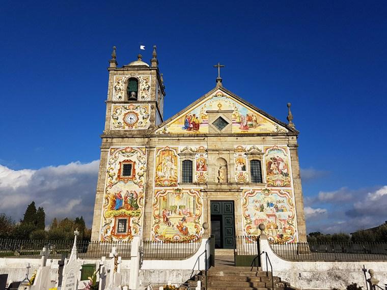 Igreja Paroquial de Valéga
