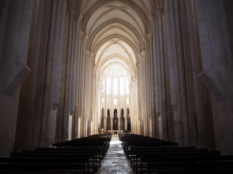 Igreja do Mosteiro de Alcobaça