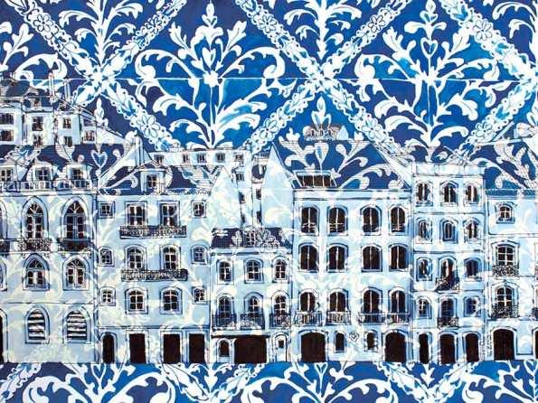 Tiles of Lisbon