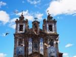 Blauwe tegelkerken Porto | Saudades de Portugal