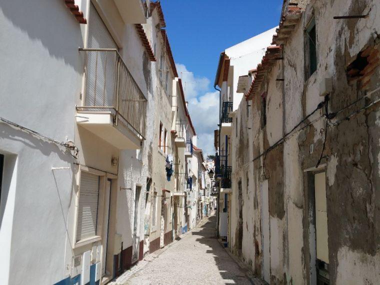 Straat Nazaré