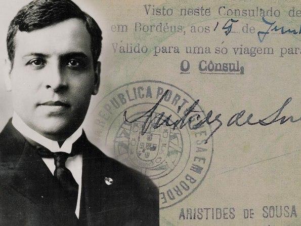 Aristides de Sousa Mendes | Saudades de Portugal