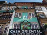 Casa Oriental | Saudades de Portugal