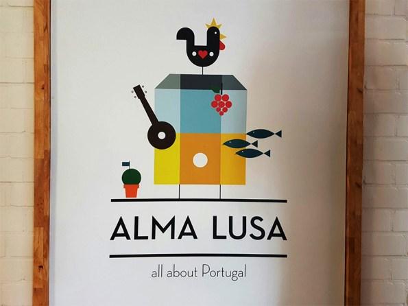 Alma Lusa