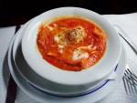 Sopa de Tomate á Alentejana