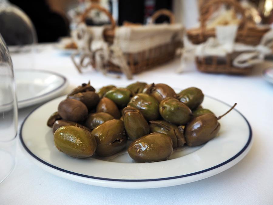 uit eten bij de portugezen thuis
