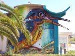 Street art Estarreja | Saudades de Portugal