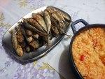 Carapaus Frito | Saudades de Portugal