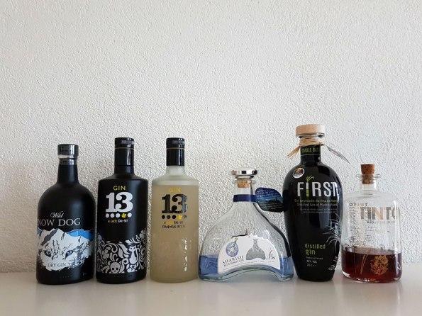 Gin proeverij | Saudades de Portugal