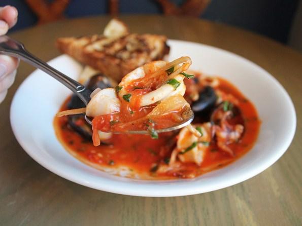 Sopa de Peixe | Saudades de Portugal