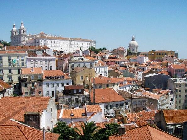 Lissabon omgeving | Saudades de Portugal