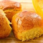 Pãozinho de Abóbora