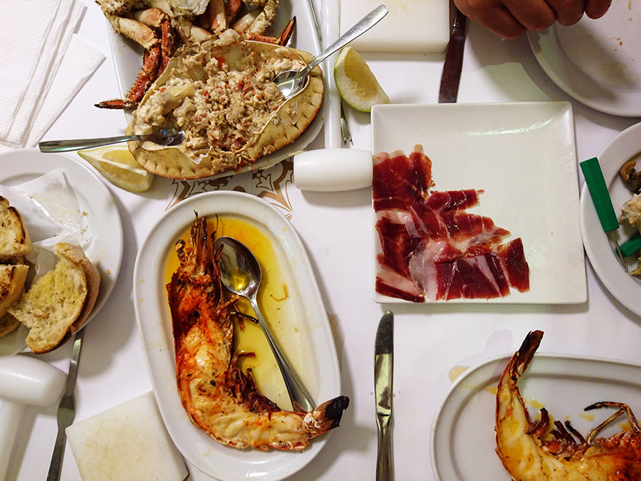 lekker eten in lissabon