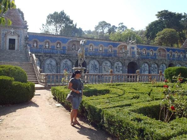 Palácio dos Marqueses de Fronteira, Lisbon, Portugal | Saudades de Portugal