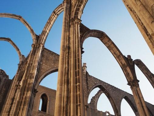 Convento do Carmo   Saudades de Portugal