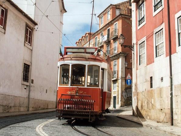 Openbaar Vervoer Lissabon | Saudades de Portugal