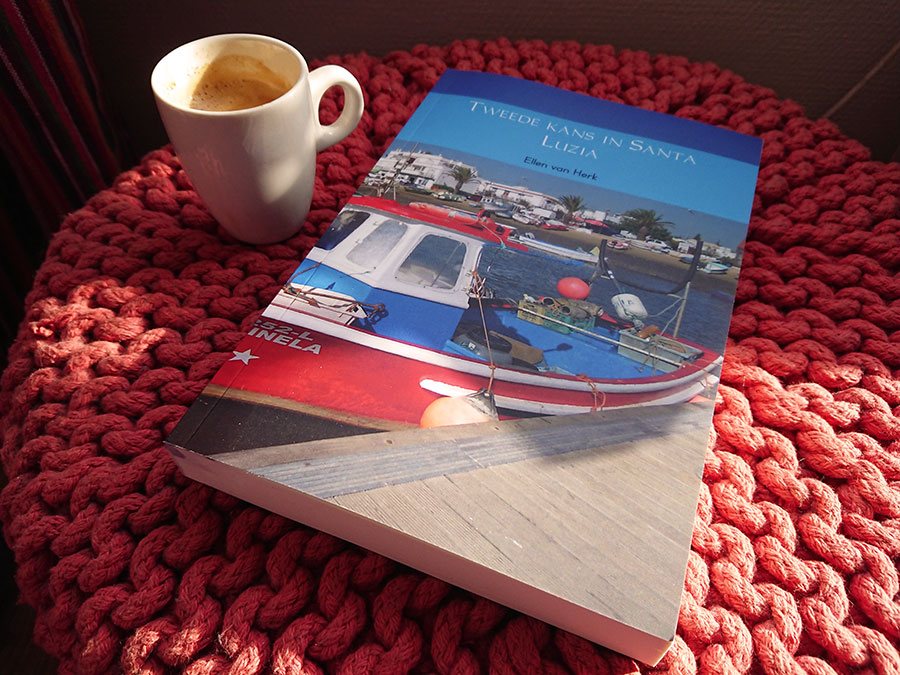 boek tweede kans in santa luzia