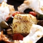 Recept: Embrulhos de Bacalhau no Forno