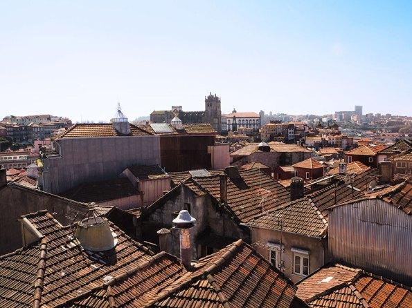 rooftop bars Porto