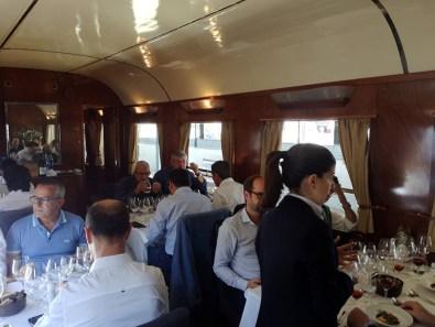 Port & de Douro: Presidential Train | Saudades de Portugal