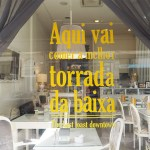 Ontbijten in Baixa Porto