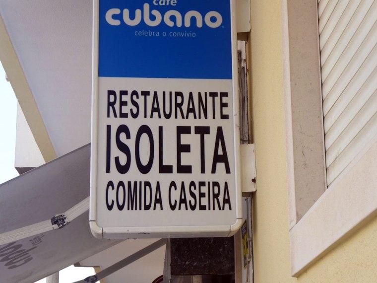 Costa de Lisboa: Zondag | Saudades de P
