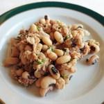 Salada de Feijão Frade com Atum