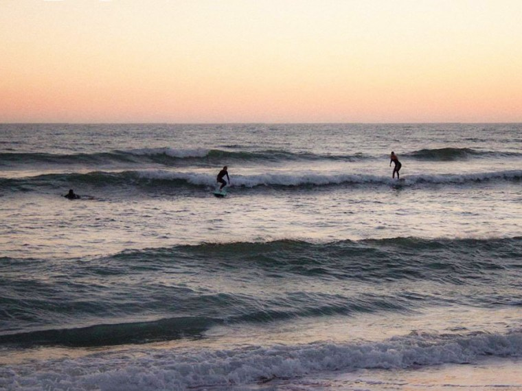 Surf & Yoga: Surfen | Saudades de Portugal