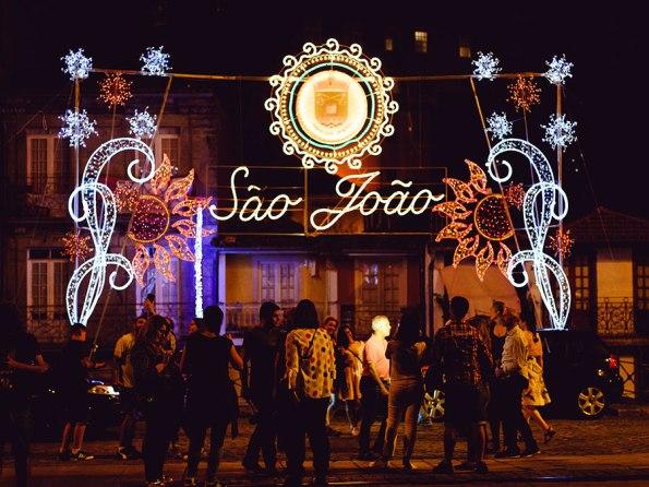 Festas de São João do Porto   Saudades de Portugal