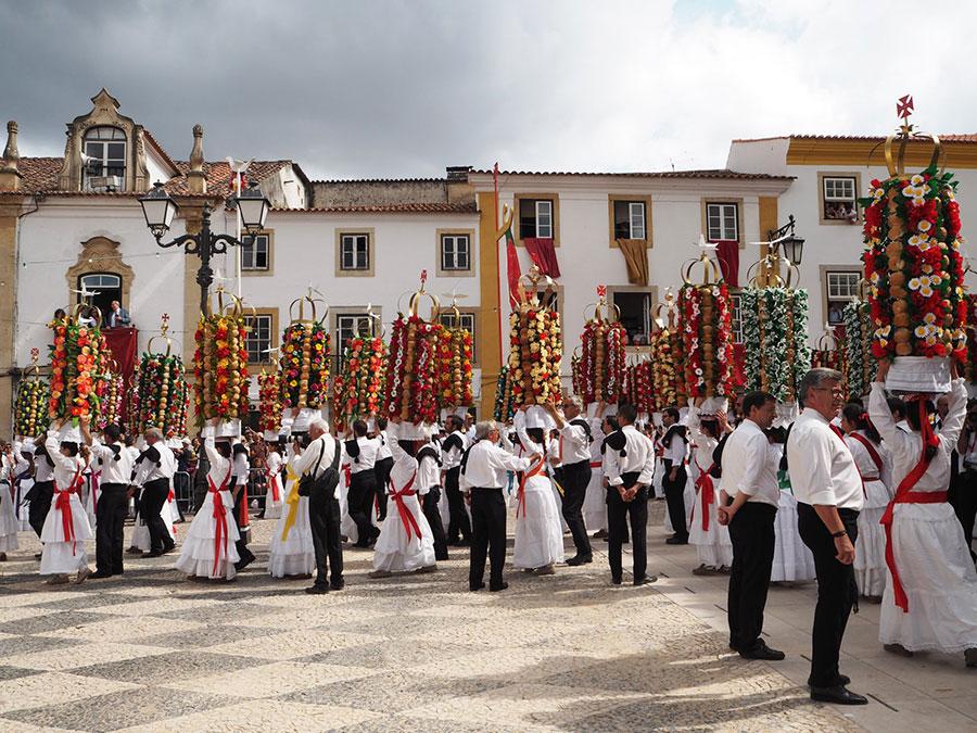 Cortejo dos Tabuleiros 2019 | Saudades de Portugal