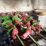 Barbecue tijd: Espetada Madeirense