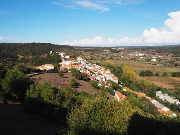 Aljezur from Above