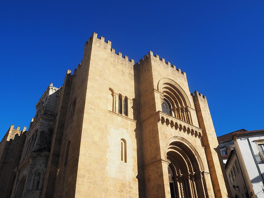 Coimbra: Sé Velha