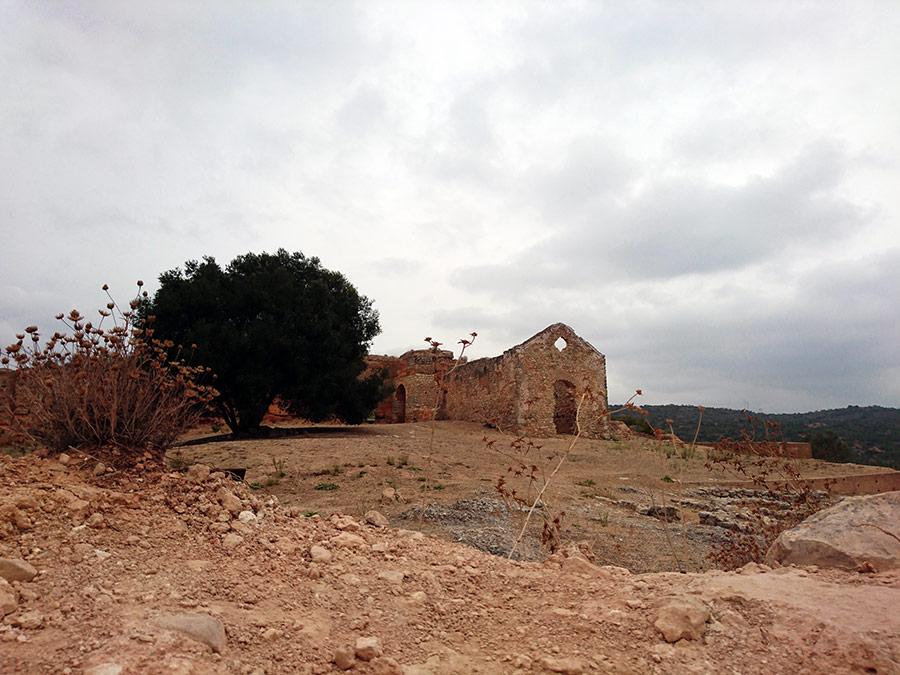 Kastelen Algarve