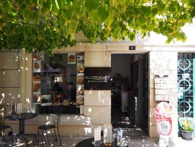 Lunchen Algarve