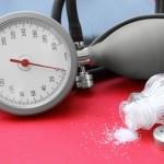 Salzarme Ernährung senkt den Blutdruck