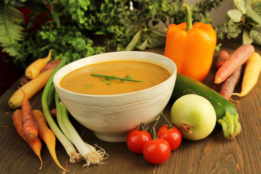 Cardápio da Dieta da Sopa